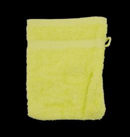 Washandjes 16cm x 21cm Lime