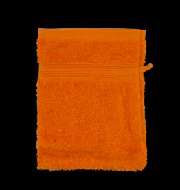 Washandjes 16cm x 21cm Orange