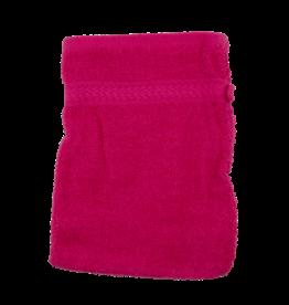 Washandjes 16cm x 21cm Pink