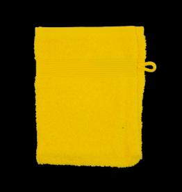 Washandjes 16cm x 21cm Yellow
