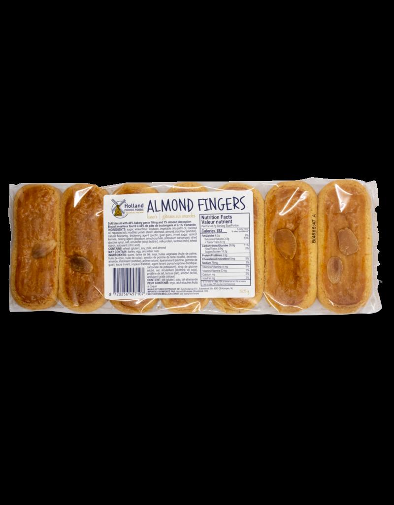 Holland Choice Foods Holland Choice Foods Almond Fingers 325g