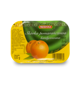Prospona Candied Orange Peel 100g
