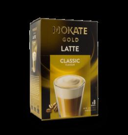 Mokate Instant Latte 8x10g