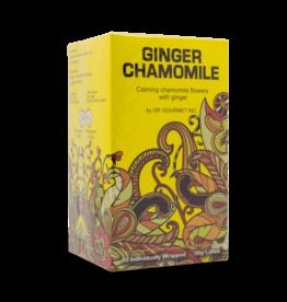 Earthteaze Ginger Chamomile Tea 20pk