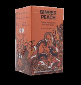 Earthteaze Ginger Peach Tea 20pk