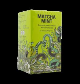 Earthteaze Matcha Mint Tea 20pk