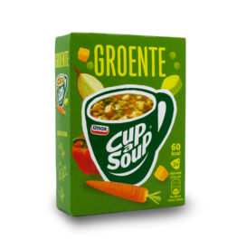 Unox Cup a Soup - Vegetable 3X15g