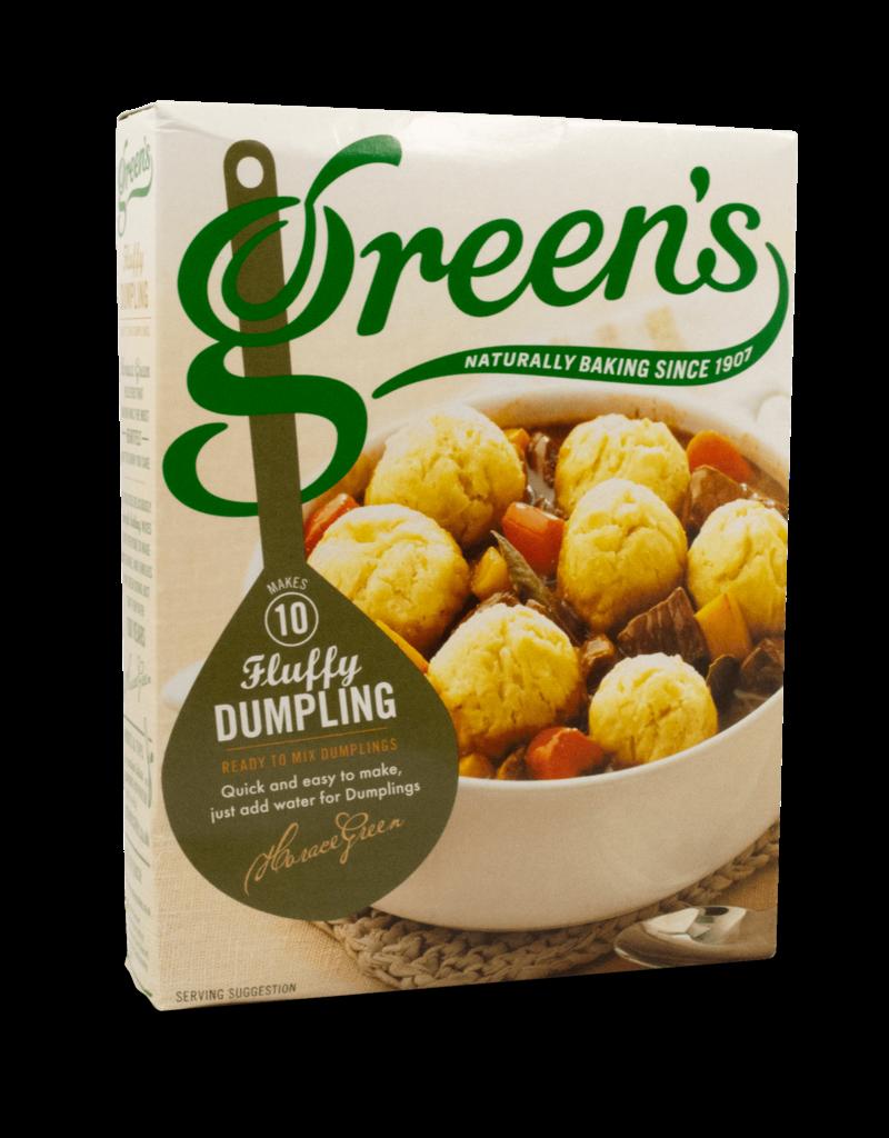 Greens Greens Classic Dumpling Mix 137g