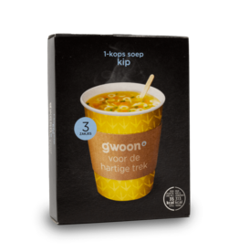 Gwoon One Cup Soup - Chicken