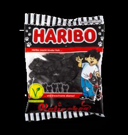 Haribo Liquorice Cats 200g
