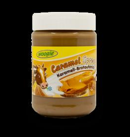 Woogie Caramel Spread 400g