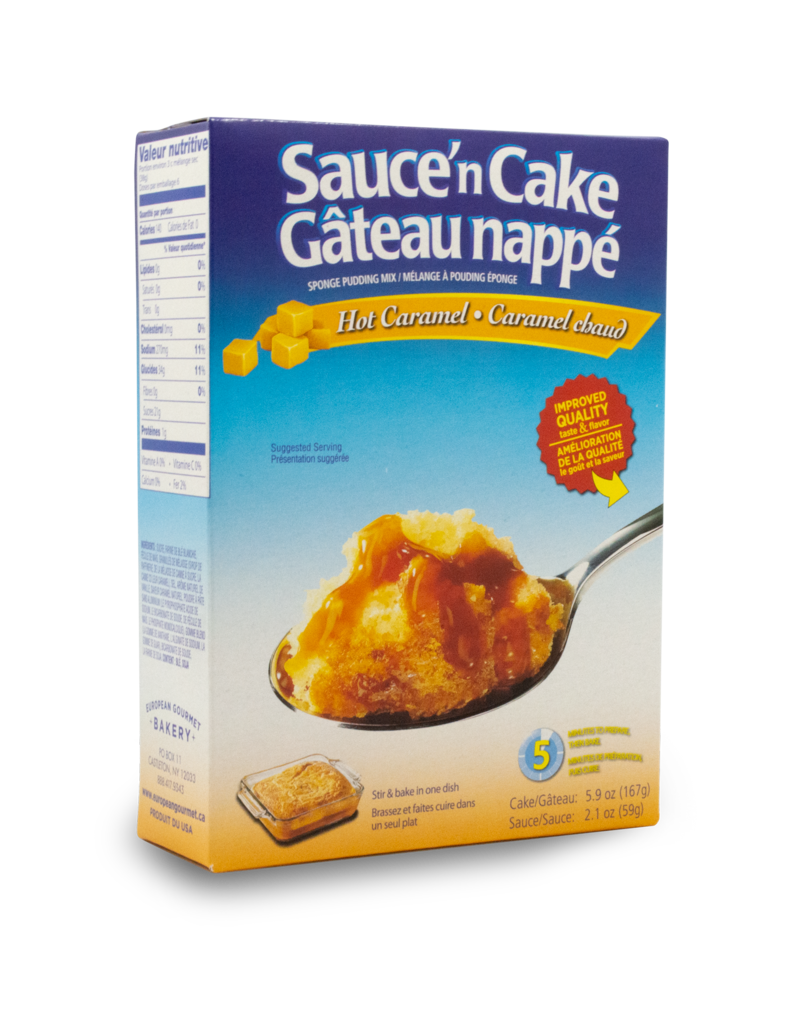 Sauce'n Cake Sauce'n Cake - Caramel 226g