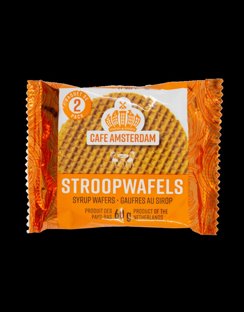 Cafe Amsterdam Cafe Amsterdam Stroopwafels 2pk