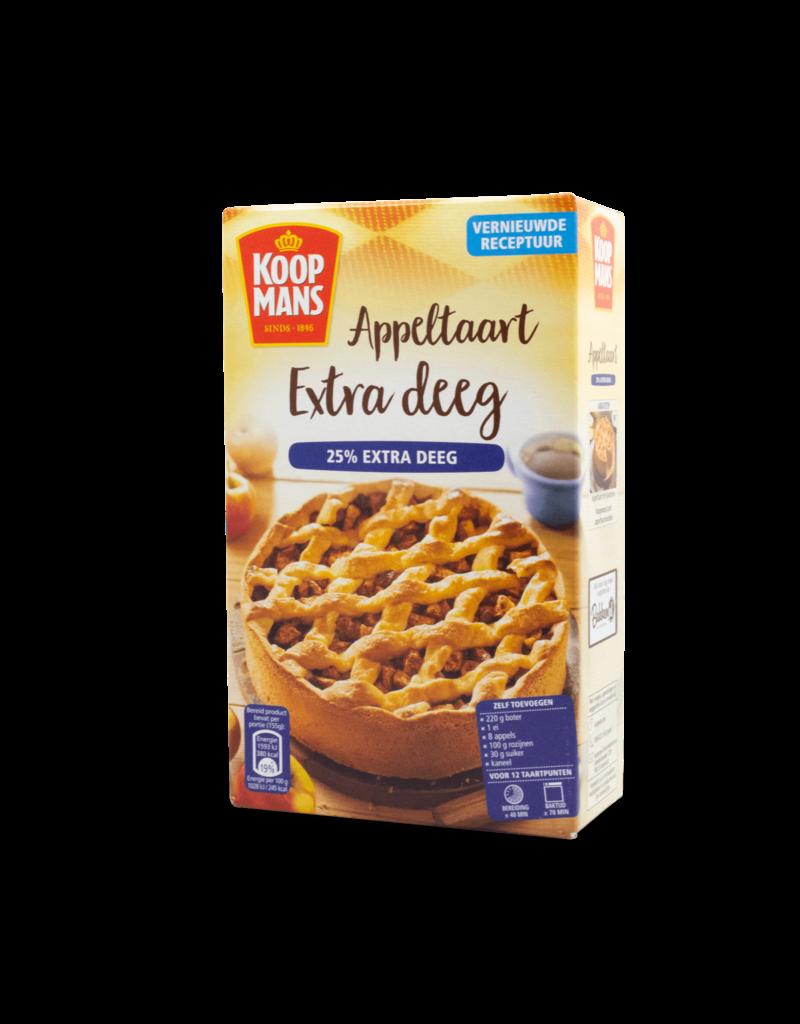 Koopmans Koopmans Appeltaart Extra Dough 550g