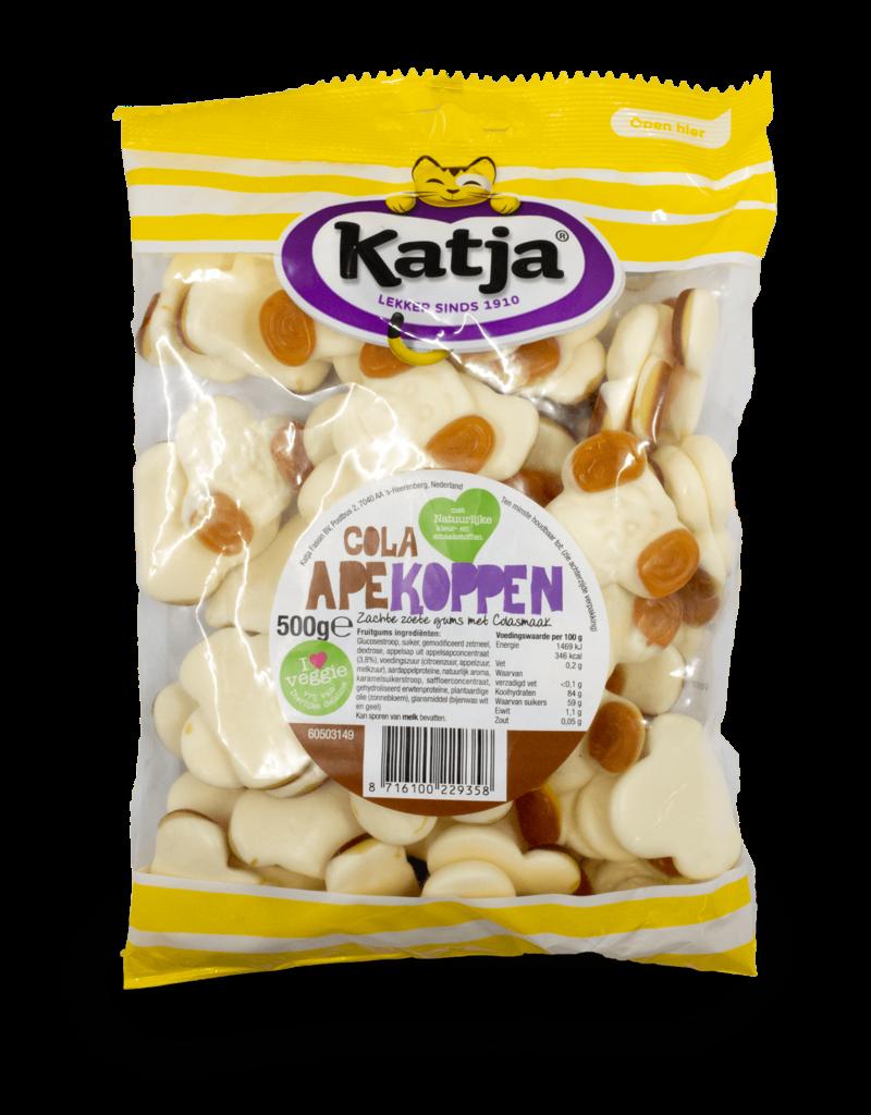 Katja Katja Cola Monkey Heads 500g