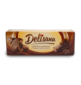 Delisana Chocolate Cream Biscuits 150g