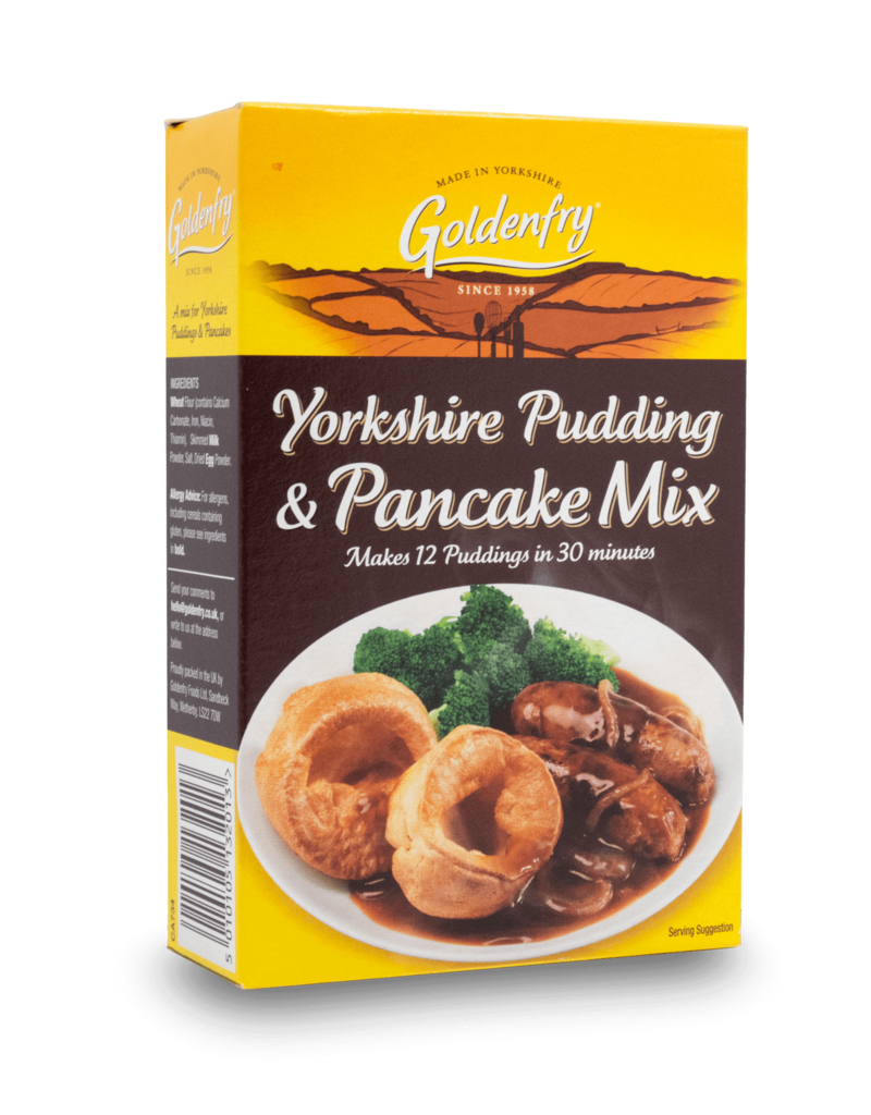 Goldenfry Goldenfry Yorkshire Pudding Mix 142g