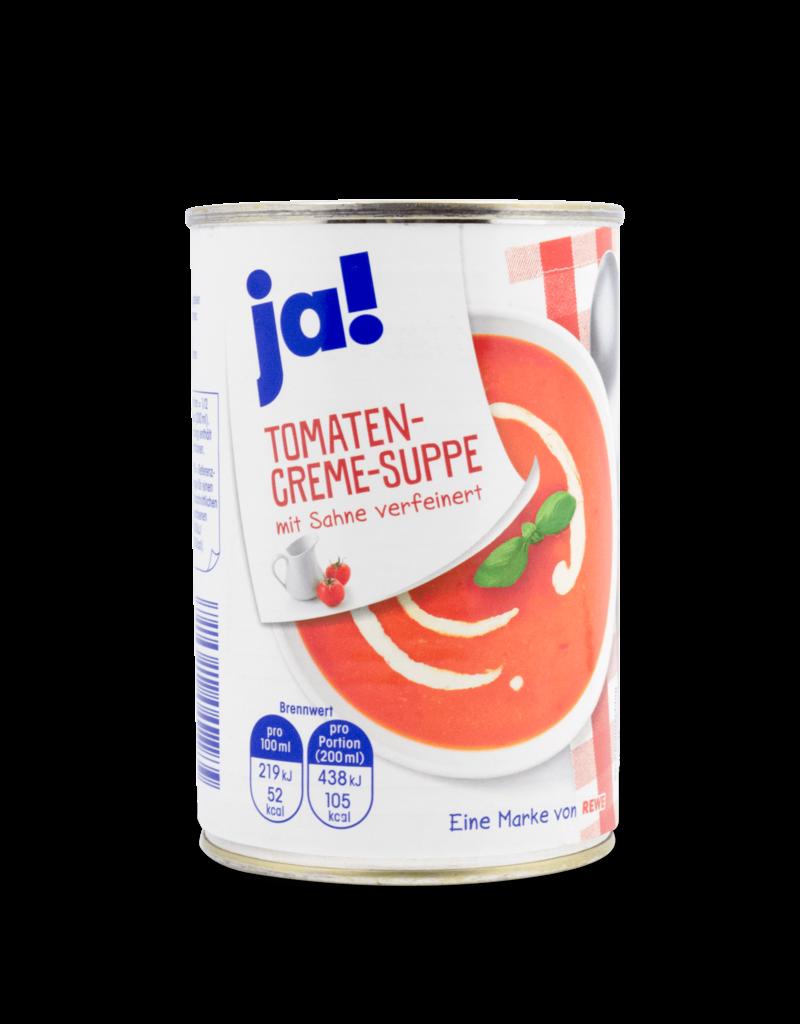 Ja! Ja! Tomato Cream Soup 400ml