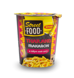 Winiary Street Food Instant Noodles - Curry 51g