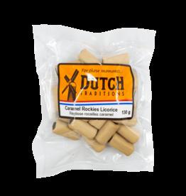 Dutch Tradition Caramel Rockies 130g