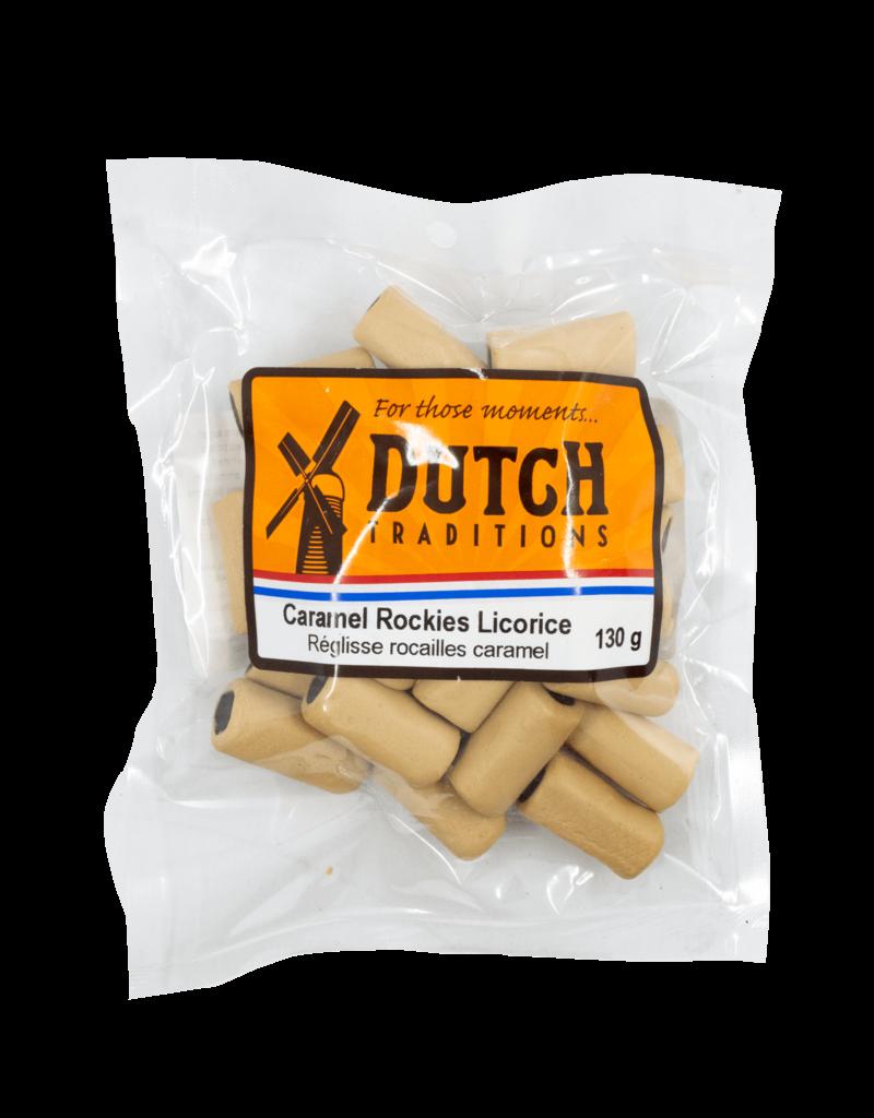 Dutch Tradition Dutch Tradition Caramel Rockies 130g