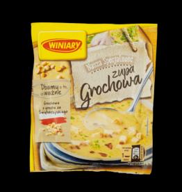 Winiary Soup Mix - Yellow Pea 75g