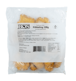 Bos Smoked Meats Bos Kibbling 320g