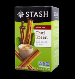 Stash Green Chai Tea 20x1.9g