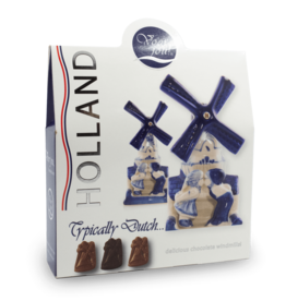 Voor Jou Chocolate Windmills 100g
