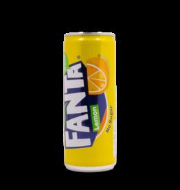 Fanta Lemon Sugar Free 250ml