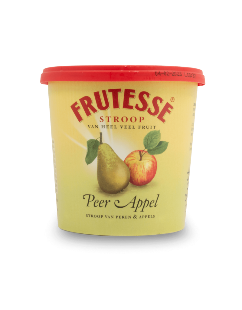 Frutesse Frutesse Apple Pear Syrup 450g