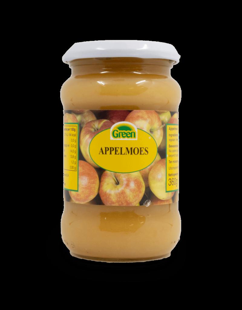 Green Green Apple Sauce 370ml