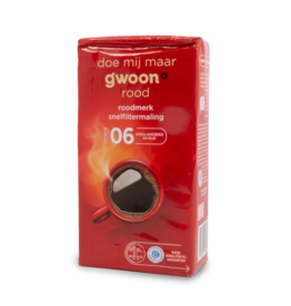 Gwoon Red Quick Filter Coffee 250g
