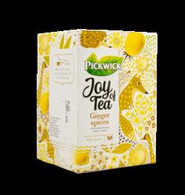 "Pickwick ""Joy of Tea"" Ginger Spices 15pk"