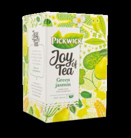 "Pickwick ""Joy of Tea"" Green Jasmin 15pk"