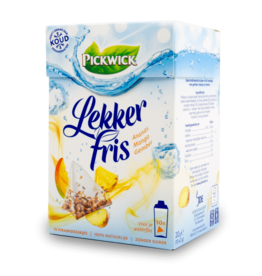 Pickwick Ice Tea - Pineapple Mango Ginger 20g