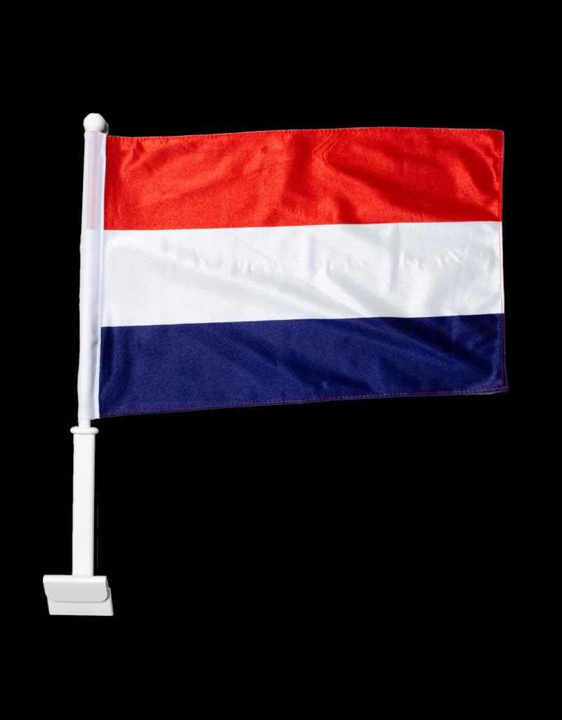 Car Flag - Netherlands