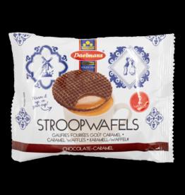 Daelmans Chocolate Stroopwafels 2pk 72.5g