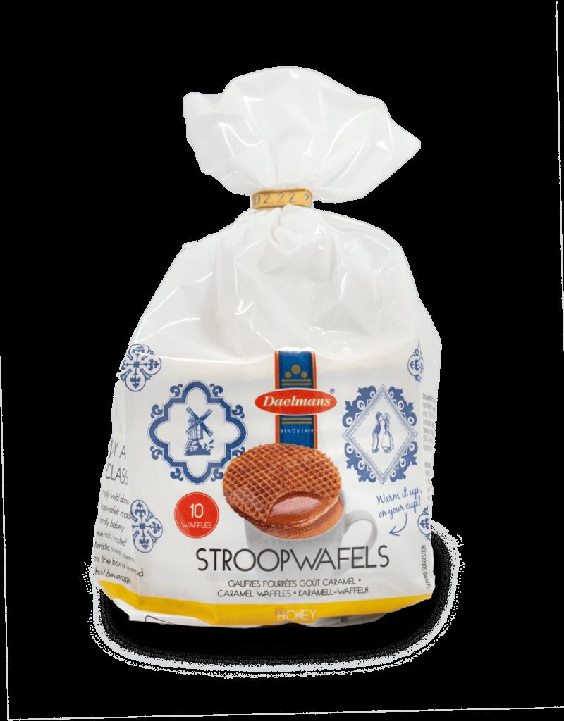 Daelmans Daelmans Honey Stroopwafels 10pk