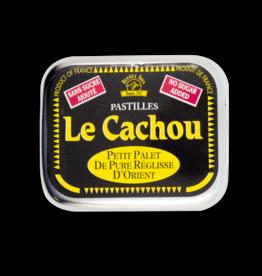 Rendez-Vous Le Cachou  Sugar Free Liquorice 8g