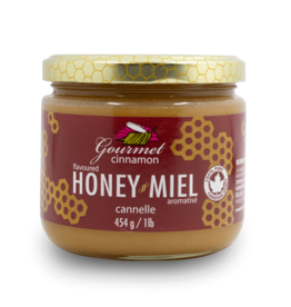 Munro Cinnamon Flavoured Honey 454g