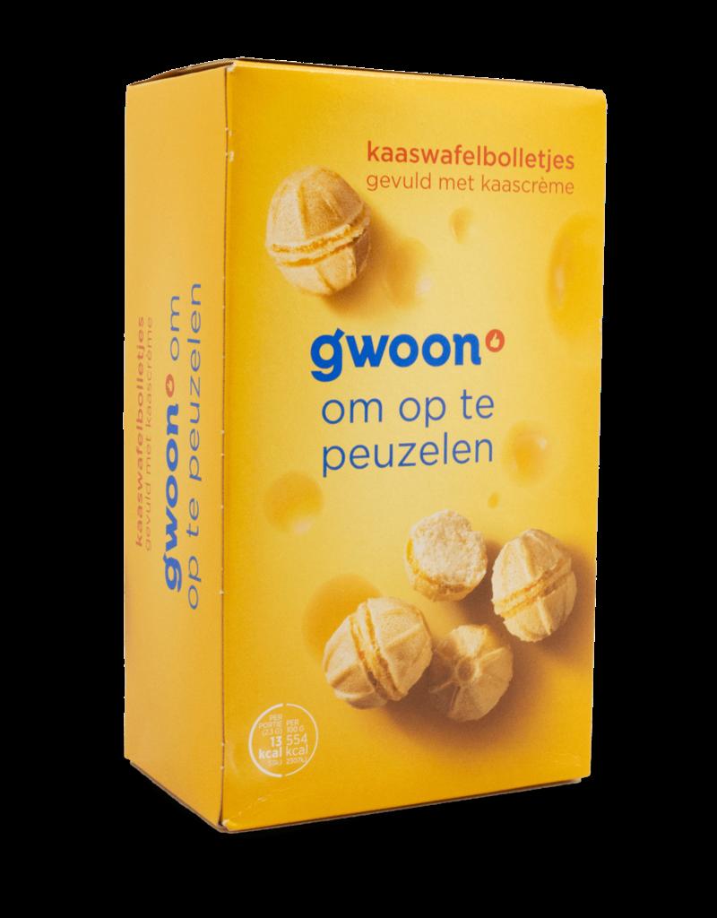 Gwoon Gwoon Cheese Snack Bites 100g
