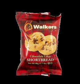 Walkers Chocolate Chip Shortbread Cookie 2pk 40g