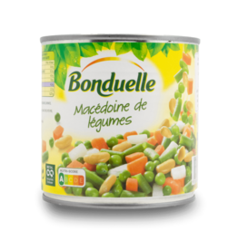 Bonduelle Mixed Vegetables 400g