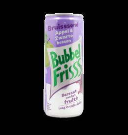 BubbelFrisss Apple Blackberry Soda 250ml