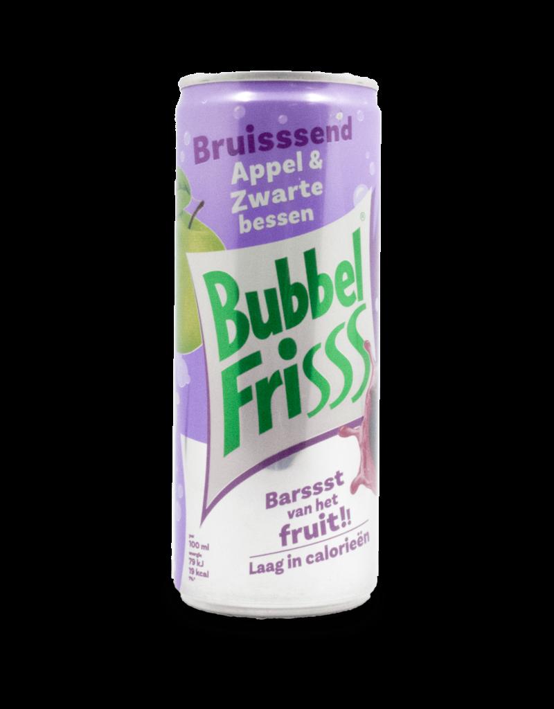 BubbelFrisss BubbelFrisss Apple Blackberry Soda 250ml