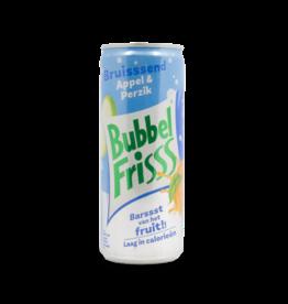 BubbelFrisss Apple Peach Soda 250ml