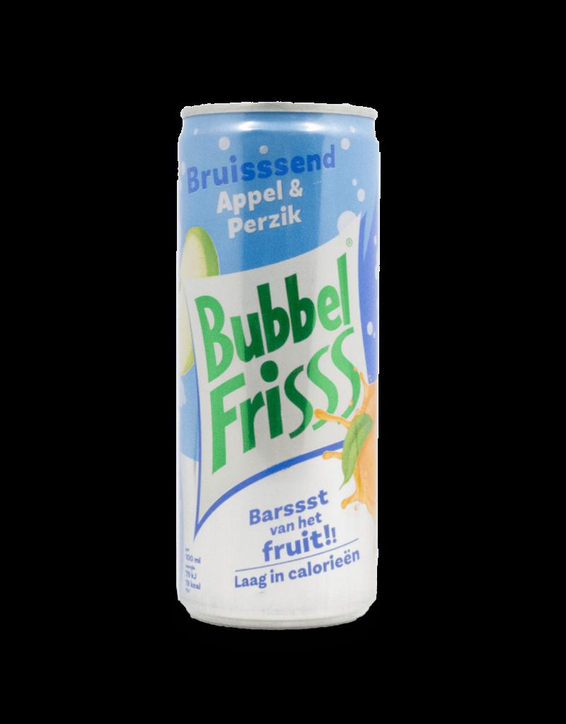 BubbelFrisss BubbelFrisss Apple Peach Soda 250ml