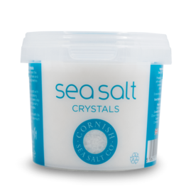 Cornish Sea Salt Crystals 150g