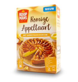 Koopmans Creamy Apple Pie Mix 390g